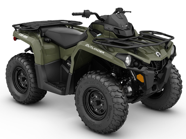 Can-Am Outlander 450 / 570 2018