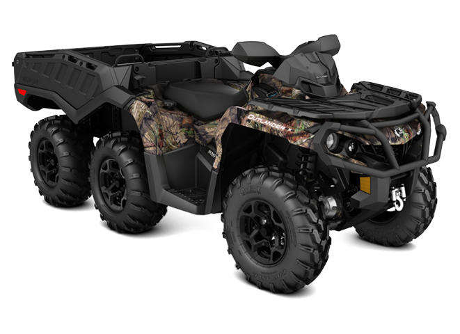 Can-Am Outlander 6×6 XT 2018