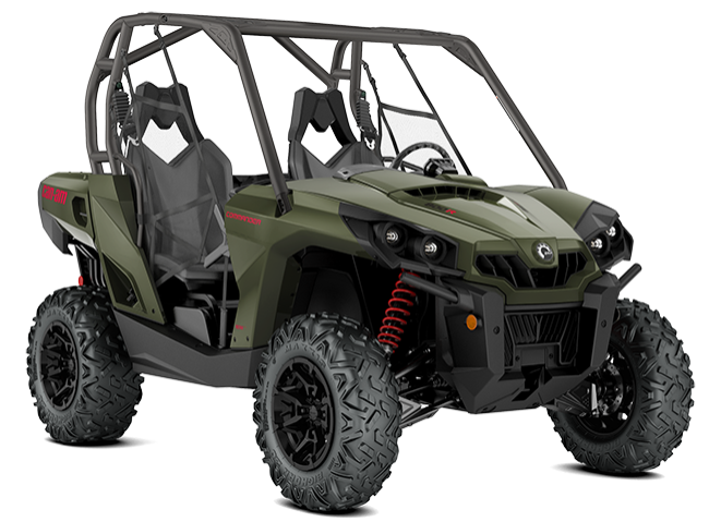 Can-Am Commander DPS 2020