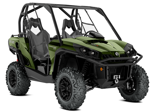 Can-Am Commander XT 2020