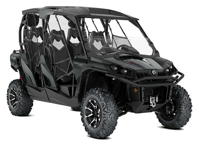 Can-Am Commander MAX LIMITED 2020