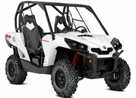 Can-Am Commander 2018