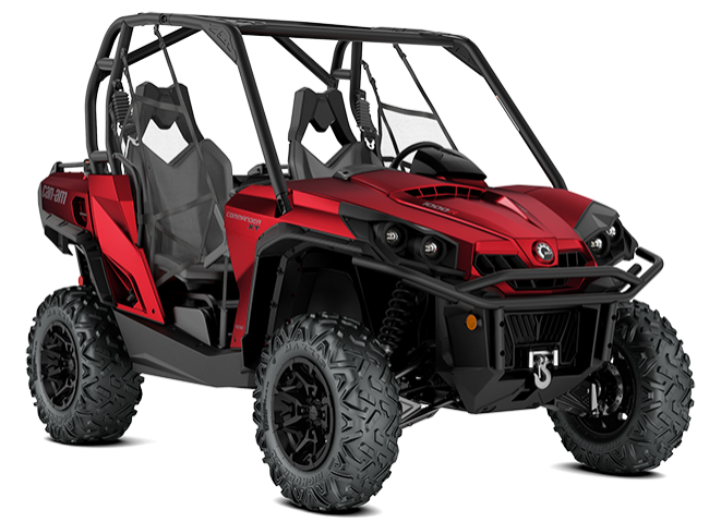 Can-Am Commander XT 2018