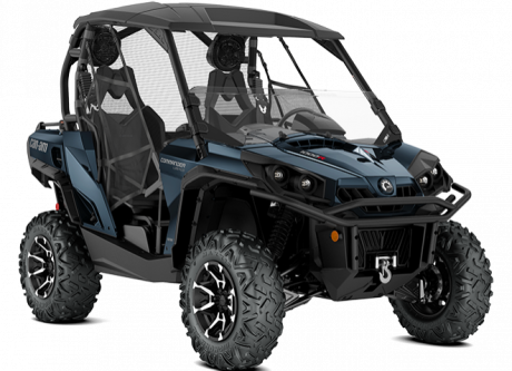Can-Am Commander Limited 2018