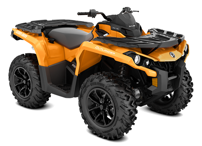 Can-Am Outlander DPS 2018