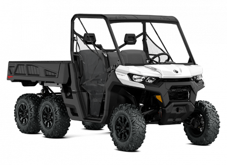 Can-Am DEFENDER 6X6 DPS 2021