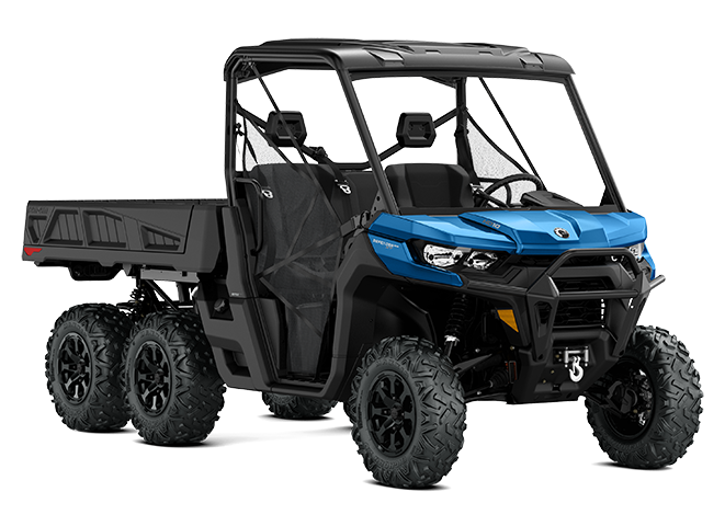 Can-Am DEFENDER 6X6 XT 2021
