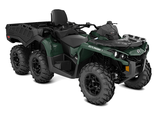 Can-Am OUTLANDER MAX 6X6 DPS 650 2021