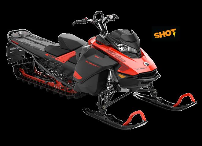Ski-Doo SUMMIT SP ROTAX 600R E-TEC 2021
