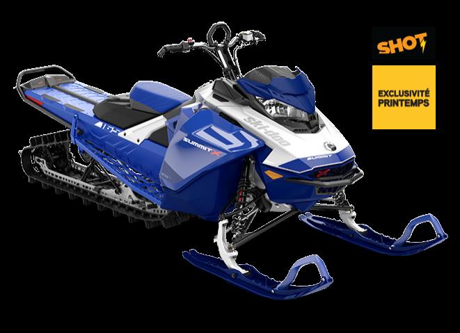 SUMMIT X ROTAX 850 E-TEC 2021