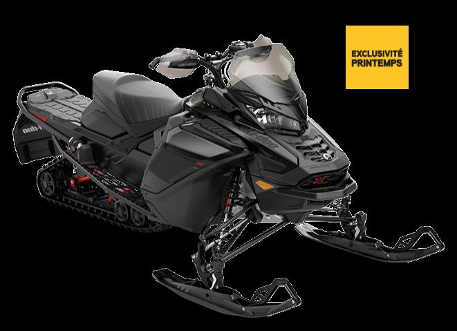 Ski-Doo RENEGADE X ROTAX 600R E-TEC 2021