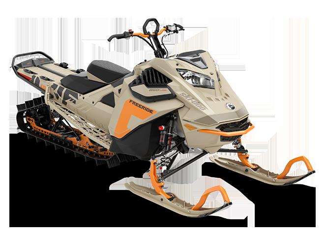 Ski-Doo Freeride 2022